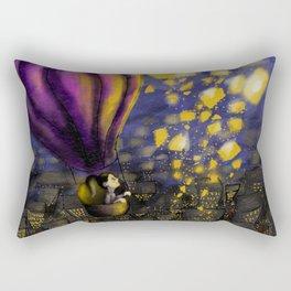 Light the World Rectangular Pillow