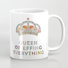 her daily motivation Coffee Mug