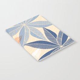 Modern Hawaiian Print II Notebook