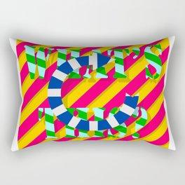 WHAT'S THIS 01 Rectangular Pillow