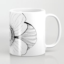 Anmone flower Coffee Mug