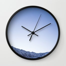 Daylight Moon Ridge Wall Clock