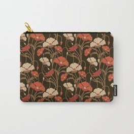 POPPIE FIELD DREAMS Carry-All Pouch