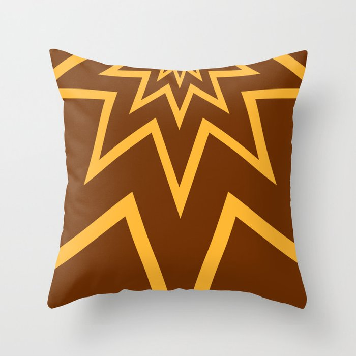 Super Peanut Butter Chocolate Fantastic! Throw Pillow by ...