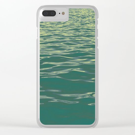 Water 2 Clear iPhone Case