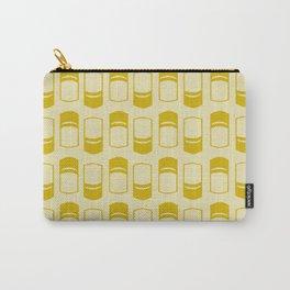 Creme Saffron Carry-All Pouch