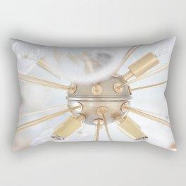 """Sputnik Light Photo"" by Simple Stylings Rectangular Pillow"
