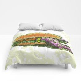 Octoburger Comforters