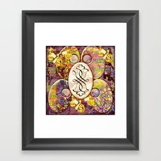 Monica (#TheAccessoriesSeries) Framed Art Print