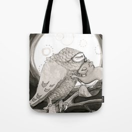 Selcouth Tote Bag