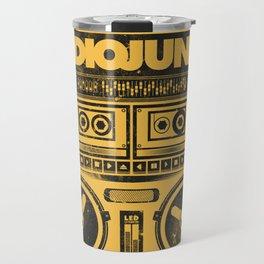 RADIO JUNKY BOOMBOX Travel Mug
