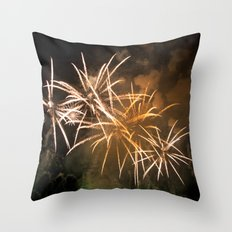Explosions In The Sky 221 Throw Pillow
