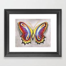 Colorfly  Framed Art Print