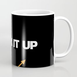 Data Analyst Analytics Back It Up With Data Gift Coffee Mug