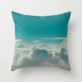 skyway Throw Pillow