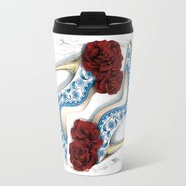 Porcelain Dreams Travel Mug