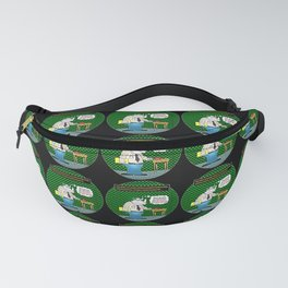 Carl's Midlife Crisis Fanny Pack