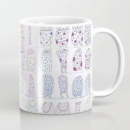 Secret Species Marker Drawings Coffee Mug