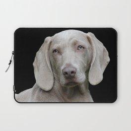 Weimaraner Dog Laptop Sleeve