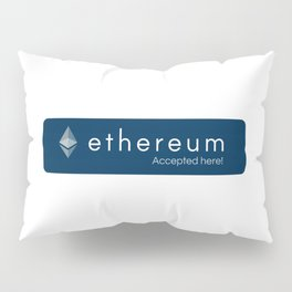Accepted here: Ethereum Pillow Sham