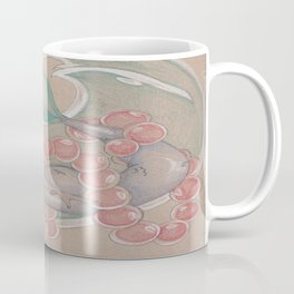 Mermaids and Pearls Coffee Mug
