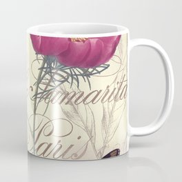 Petals of Paris I Coffee Mug