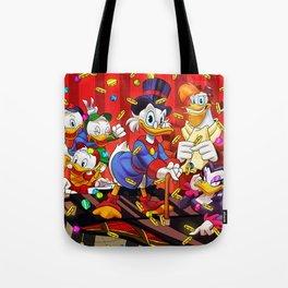 Ducktales Tote Bag
