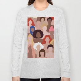 Who run the world? Long Sleeve T-shirt