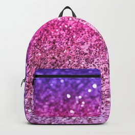 Unicorn Girls Glitter #3 #shiny #decor #art #society6 Backpack
