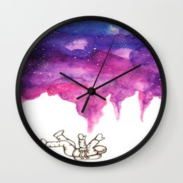 Escaping The Universe Wall Clock