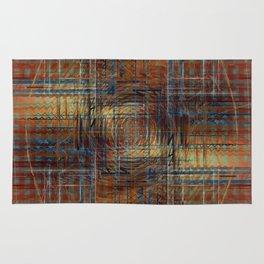 Test Pattern Rug