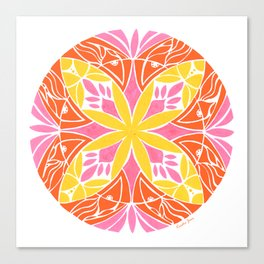 Passion Fruit :: Color Therapy Collection :: Canvas Print