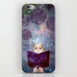 Project Books! iPhone Skin