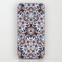 cigarettes iPhone & iPod Skins featuring cigarettes pattern by Sushibird