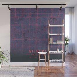 Gilbert, United States - Neon Wall Mural