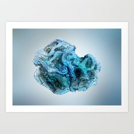 Life On Other Planets Art Print