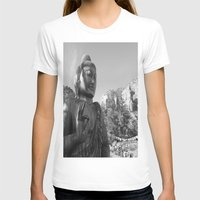 buddah T-shirts featuring Buddah by Nicolette Hand