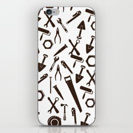 woodworker iPhone Skin