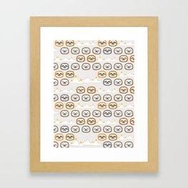 The Slothful Ones Framed Art Print