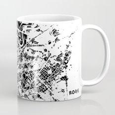 Rome map Mug