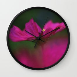 Grace of a Cosmo Wall Clock