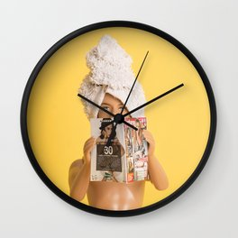 Just fabulous Wall Clock