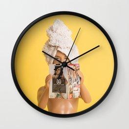 Just fabulous Wall Clock