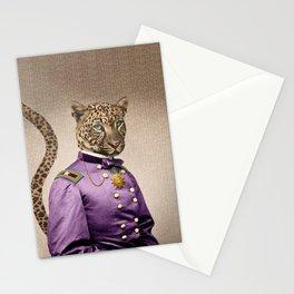 Grand Viceroy Leopold Leopard Stationery Cards