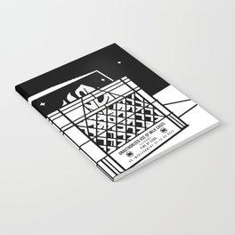 Unauthorized vinyl Notebook