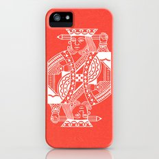 Creativity Is King Slim Case iPhone (5, 5s)