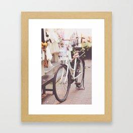 Bicycle I Framed Art Print