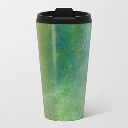 Land Meets Water Travel Mug