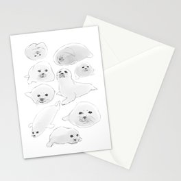 Sea Puddings Stationery Cards