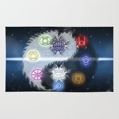 Lantern Corp - Life Giveth & Death Taketh Rug